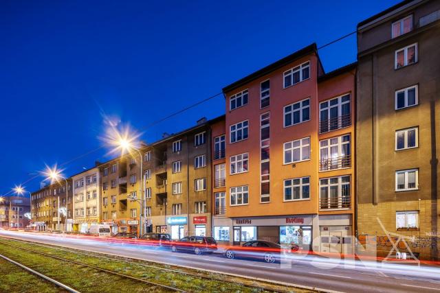 Pronájem kancelářských prostor V Olšinách 36