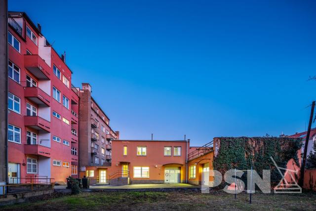 Vila veVršovicích V Olšinách 36