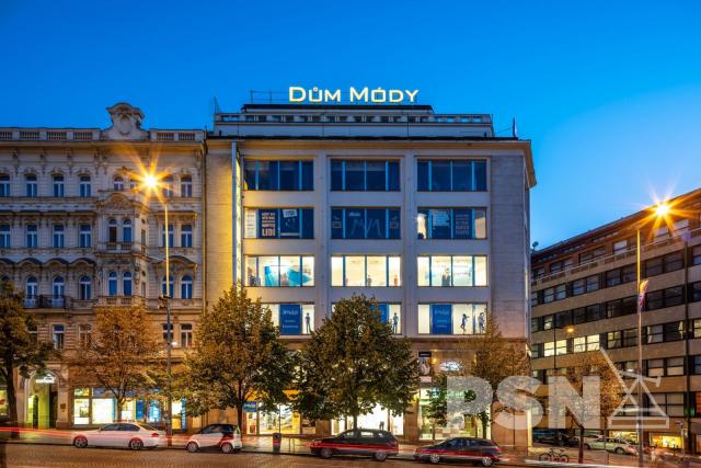 Obchodní prostory Václavské náměstí, Praha1 - Nové Město - 4/7