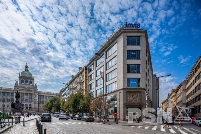 Václavské náměstí, Praha 1 - Nové Město