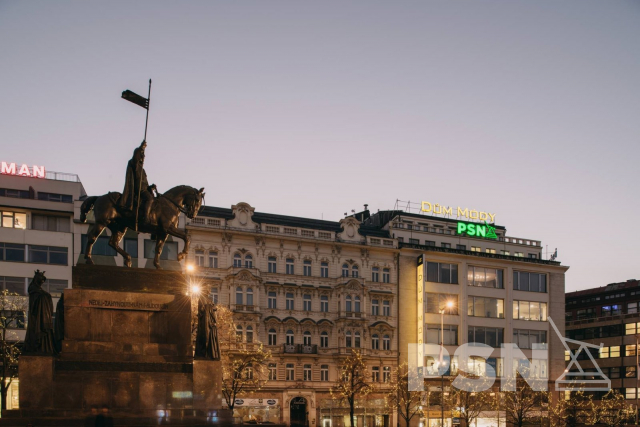 Kancelářské prostory Václavské nám. 804/58, Praha 1 - Nové Město