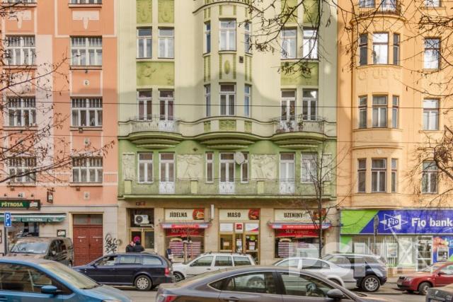 11 bytů  odispozici 2+kk Moskevská 267/51