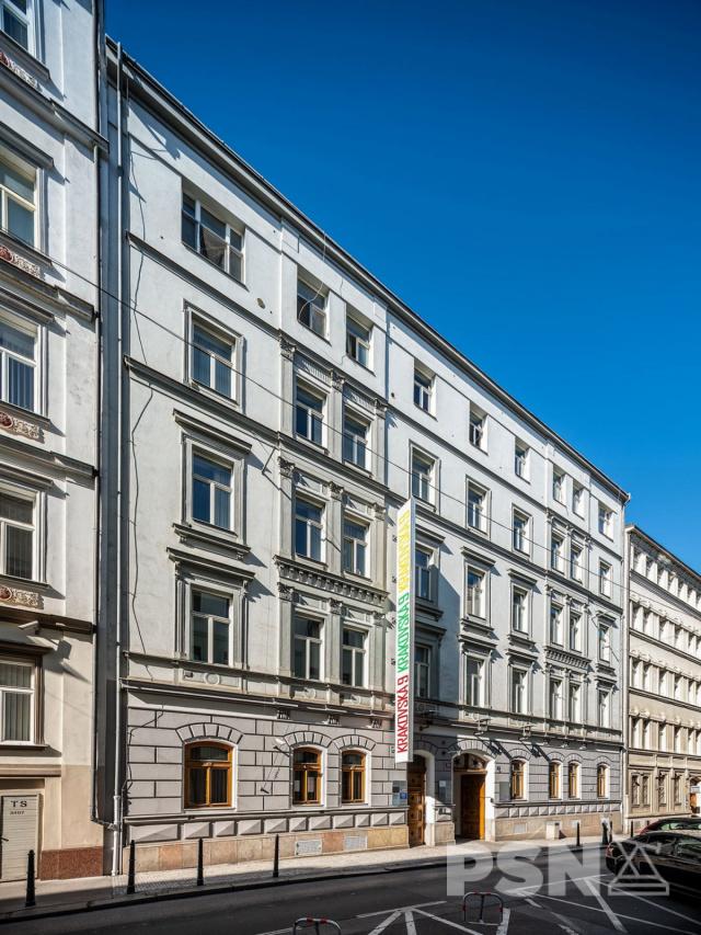 Pronájem kanceláře Krakovská 9, Praha 1 - Nové Město