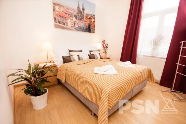 Pronájem bytu 4+kk Krakovská 9, Praha1 - Nové Město