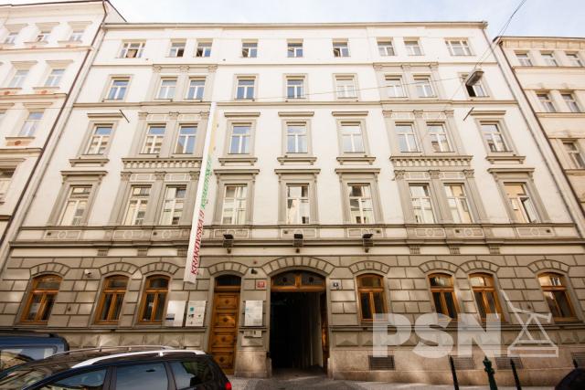 Pronájem bytu 3+kk Krakovská 9, Praha1 - Nové Město