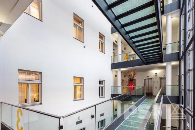Pronájem bytu 3+kk Krakovská 9, Praha 1 - Nové Město
