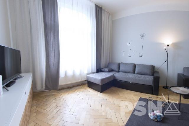 Kвартира 2 + 1 варенду Křižíkova 464/117, 186 00 Praha 8-Karlín, Czechia