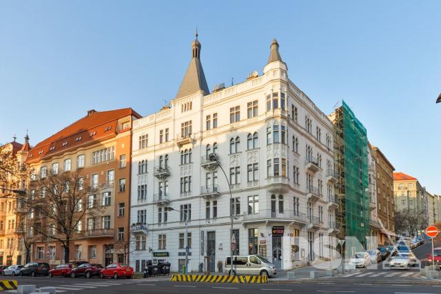 Kancelářské prostory Kodaňská 47, Praha10-Vršovice