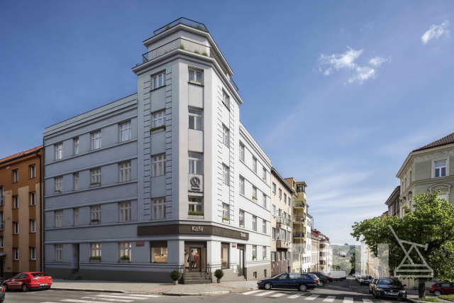 housing unit Konšelská 1403/2, Praha 8