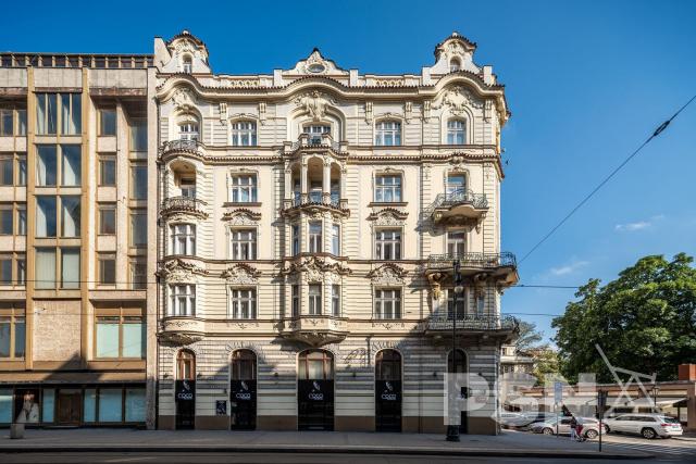 Pronájem bytu 4+1/T Břehová 208/8, Josefov, Praha 1