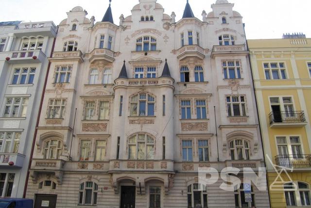 Pronájem bytu 2+kk naVinohradech Polská 52, Praha 2