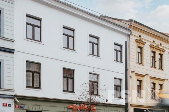 Pronájem bytu 1+1 Jaromírova 57, Praha 2 - Nusle