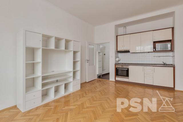 Pronájem bytu 1+kk Jakutská 10, Praha 10