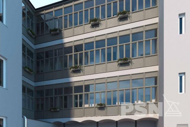 Obchodní jednotka Sokolovská 198/541, Praha 8 - Libeň