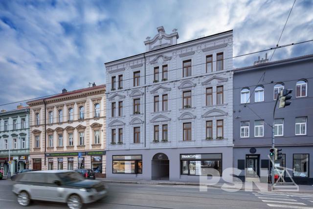 Dvoupodlažní dvorní objekt Sokolovská 198/541, Praha 8 - Libeň
