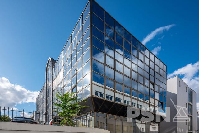 Pronájem administrativní budovy Ohradní 61, Praha 4