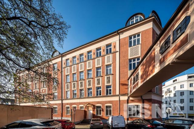 Pronájem kancelářských prostor Praha 9, Pod Pekárnami 10, Vysočany