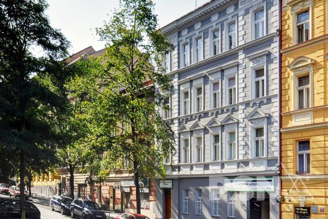 Projekt Bořivojova