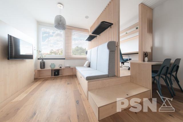 accommodation unit Perucká 2483/9 - 1/39