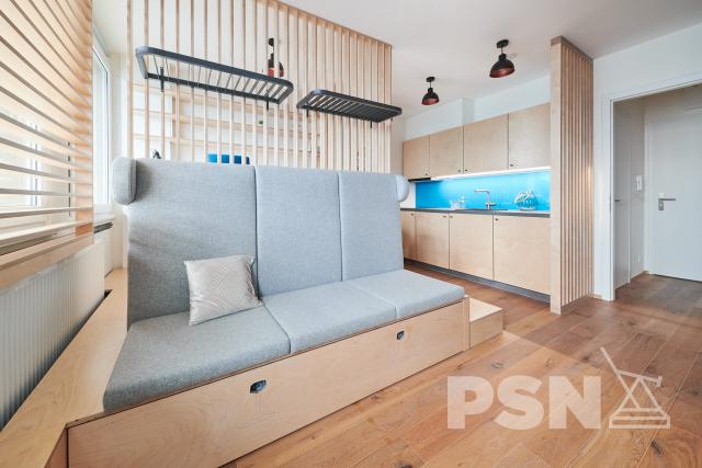 accommodation unit Perucká 2483/9 - 4/39