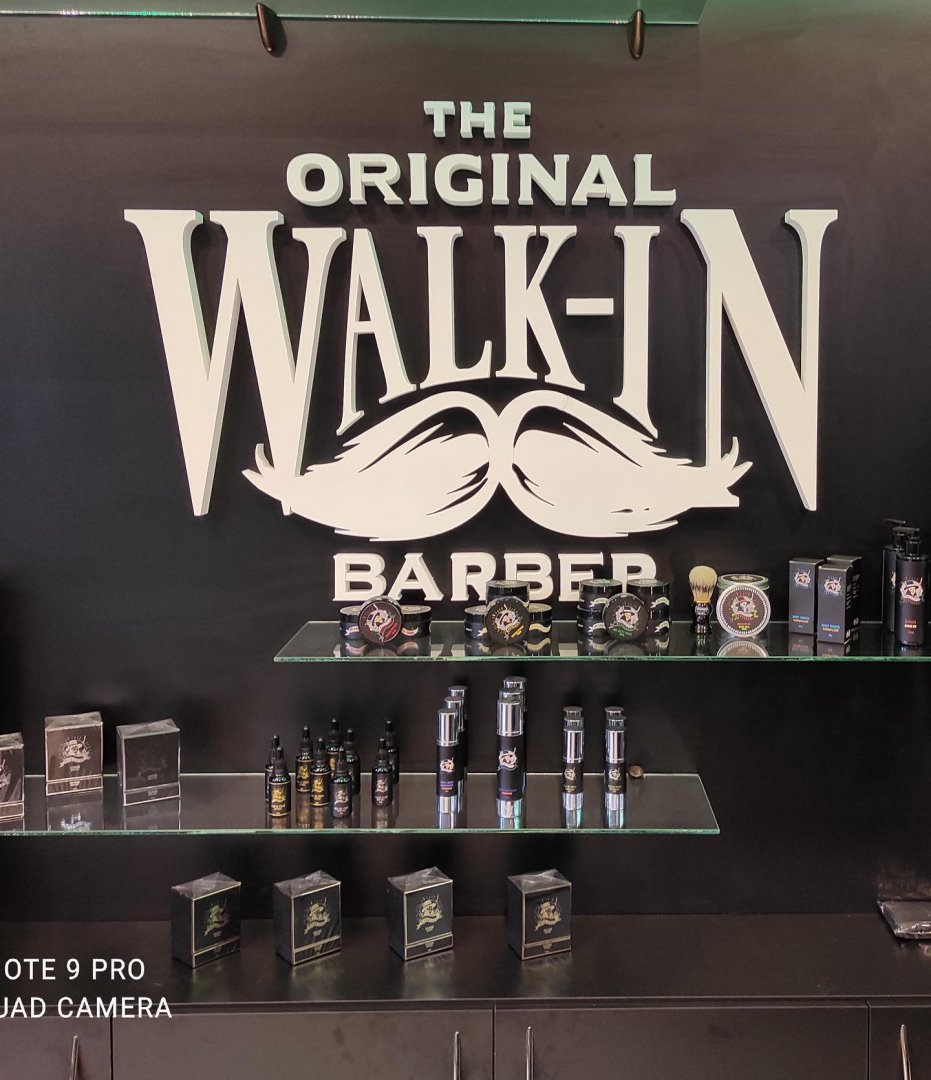 Original Walk-In Barber